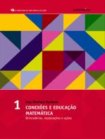 Conexões e educação matemática: Brincadeiras, explorações e ações - Vol 1