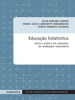 Educação Estatística