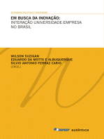 Em busca da inovação: Interação universidade-empresa no Brasil