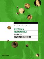 Estética Filosófica para o Ensino Médio