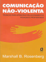 Comunicação não-violenta: Técnicas para aprimorar relacionamentos pessoais e profissionais