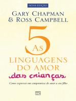 As 5 linguagens do amor das crianças - nova edição