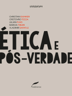 Ética e pós-verdade