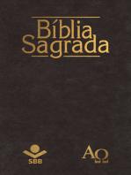 Bíblia Sagrada - Almeida Revista e Corrigida 1969