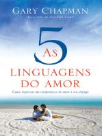 As cinco linguagens do amor - 3ª edição