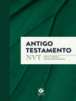 Antigo Testamento - NVT (Nova Versão Transformadora)