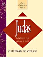 Comentário Bíblico Judas