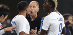 US Men's Soccer Team Draws Challenging Group For Gold Cup Tournament