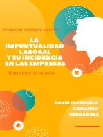 La Impuntualidad Laboral Y Su Incidencia En Las Empresas