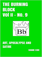 The Burning Block No. 9
