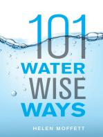 101 Water Wise Ways