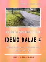 Serbian Reading Book