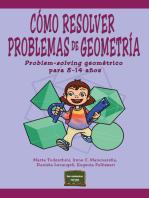 Cómo resolver problemas de Geometría: Problem-solving geométrico para 8-14 años