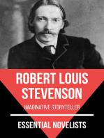 Essential Novelists - Robert Louis Stevenson