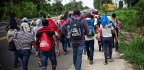 Trump Says Mexico Is Cracking Down On Migrants. There, It's A Different Picture