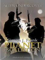 Alien Untercover (Planet Escalation 3)