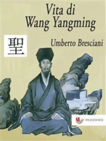Vita di Wang Yangming