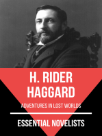 Essential Novelists - H. Rider Haggard