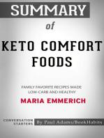 Summary of Keto Comfort Foods