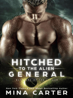 Hitched to the Alien General: Warriors of the Lathar, #8