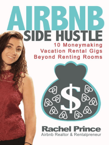 Airbnb Side Hustle: 10 Moneymaking Vacation Rental Gigs Beyond Renting Rooms