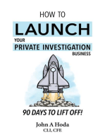 How To Launch Your Private Investigation Business