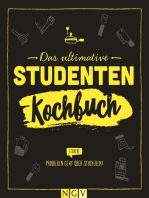 Das ultimative Studentenkochbuch