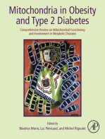 Mitochondria in Obesity and Type 2 Diabetes