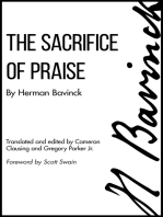 The Sacrifice of Praise