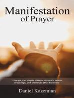 Manifestation of Prayer