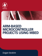ARM-based Microcontroller Projects Using mbed