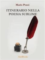 Itinerario nella poesia sublime