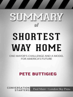 Summary of Shortest Way Home