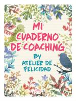Mi Cuaderno de Coaching by Atelier de Felicidad