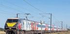 Coats of MANY COLOURS Class 91s