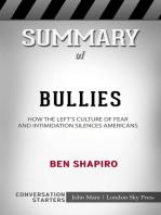 Summary of Bullies
