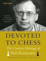 Devoted to Chess: The Creative Heritage of Yuri Razuvaev