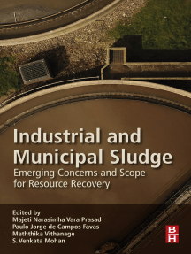 Industrial and Municipal Sludge: Emerging Concerns and Scope for Resource Recovery