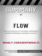 Summary of Flow