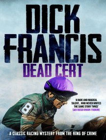 Dead Cert: A classic racing mystery from the king of crime