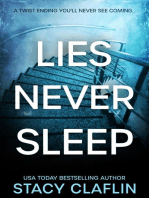 Lies Never Sleep