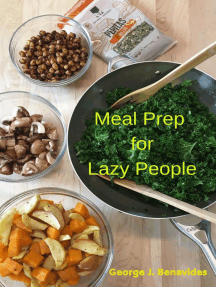 Meal Prep for Lazy People