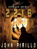 Sherlock Holmes 221B