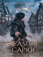 The Treasure of Capric: The King of The Caves, #1