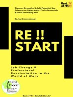 Restart!! Job Change & Professional Reorientation in the World of Work