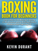 Boxing Book for Beginners