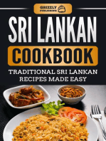 Sri Lankan Cookbook
