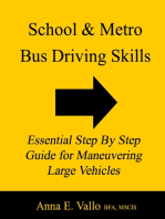 School and Metro Bus Driving Skills