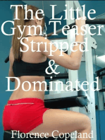 The Little Gym Teaser Stripped and Dominated
