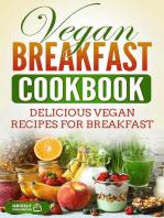 Vegan Breakfast Cookbook